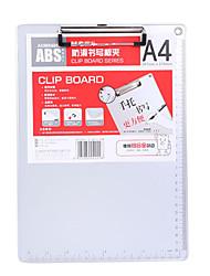 Недорогие -1 pcs M&G ADM94863 Папки файлов A4 Alumnium сплава Custom Label