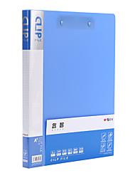 Недорогие -1 pcs M&G ADM92992 Папки файлов A4 PP Влагоотталкивающий