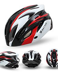 Недорогие -BAT FOX Взрослые Мотоциклетный шлем 18 Вентиляционные клапаны CE Ударопрочный Вентиляция прибыль на акцию ПК Виды спорта Шоссейный велосипед Горный велосипед На открытом воздухе -