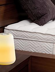 abordables -BRELONG® 1pc LED Night Light Blanc USB Transport Facile / Décoration / Chevet 5 V