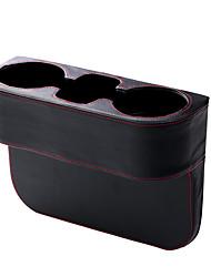 Недорогие -Органайзеры для авто Подстаканник / Коробки для хранения Терилен / ПУ (полиуретан) / Смешанные материалы Назначение GM Все года Все модели