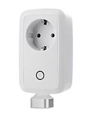 abordables -Prise de Courant Créatif / Design nouveau / avec des ports USB 1pc ABS + PC Fixation au Mur Wi-Fi activé / APP / Andriod 4.2 Ci-dessus