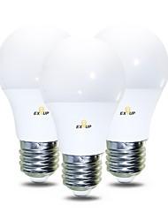 abordables -EXUP® 3pcs 7 W 680 lm B22 / E26 / E27 Ampoules Globe LED 14 Perles LED SMD 2835 Blanc Chaud / Blanc Froid 220-240 V / 110-130 V