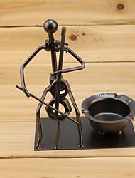 Недорогие -Декоративные объекты, Металл Современный современный Водонепроницаемый для Украшение дома Дары 1шт