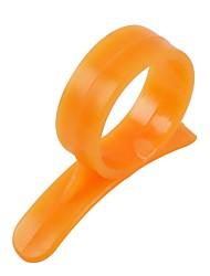 Недорогие -Новинки 2 шт. апельсин нож нож резак пластиковый лимон фрукты для удаления кожи слайсер parer кухонный инвентарь