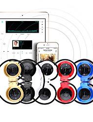 Χαμηλού Κόστους -LITBest 503TF Ακουστικά & Ακουστικά Ασύρματη Ακουστικά Κεφαλής Ακουστικό Πλαστική ύλη Αθλητισμός & Fitness Ακουστικά Ακουστικά