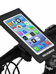 Недорогие -ROCKBROS Бардачок на руль Сенсорный экран Водонепроницаемость Простота установки Велосумка/бардачок Нейлон Велосумка/бардачок Велосумка Велосипедный спорт Велосипедный спорт / Велоспорт