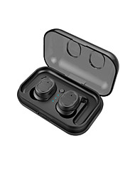 Недорогие -bestsin TWS-8 В ухе Беспроводное Наушники наушник Пластиковый корпус EARBUD наушник Cool / Стерео / С микрофоном наушники