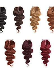 abordables -1 Bundle Cheveux Brésiliens Ondulation naturelle Cheveux Naturel Rémy Extensions Naturelles 8-20 pouce Tissages de cheveux humains Doux Meilleure qualité Nouvelle arrivee Extensions de cheveux