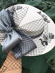 رخيصةأون -دانتيل قطع زينة الرأس مع قبعة 1 قطعة زفاف / حفل / مساء خوذة