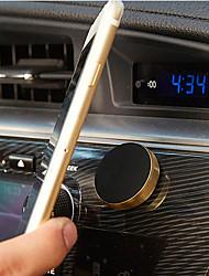 Недорогие -магнитный автомобильный держатель телефона универсальный настенный металлический магнит стикер мобильная подставка держатель ключа автомобильное крепление