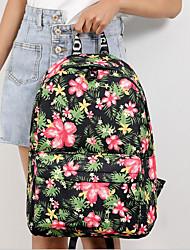 povoljno -Žene Torbe Oksford Školska torba Patent-zatvarač Red / Blushing Pink / Duga
