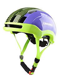 Недорогие -Kingbike Взрослые Мотоциклетный шлем 23 Вентиляционные клапаны CE Ударопрочный Вентиляция прибыль на акцию ПК Виды спорта Шоссейный велосипед Горный велосипед На открытом воздухе - Зеленый Синий