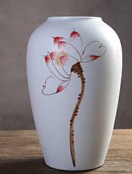 Недорогие -ваза искусственные цветы с керамикой для офиса украшения дома настольный цветок классический современный современный стиль