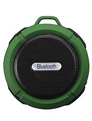 Недорогие -C6 Bluetooth Динамик Водонепроницаемый Динамик Назначение Мобильный телефон