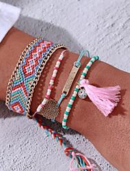 economico -Per donna Da serata braccialetto A strisce