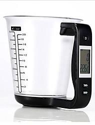 Недорогие -ABS + PC Измерительный инструмент Измерительный прибор Кухонная утварь Инструменты Повседневное использование 1шт