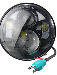 Недорогие -1pcs H4 Мотоцикл Лампы 1350 lm Светодиодная лампа Налобный фонарь Назначение Галлей 2001 / 2002 / 2003