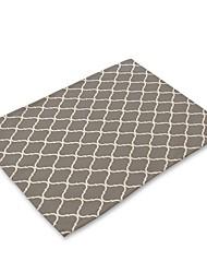 Χαμηλού Κόστους -Σύγχρονο Nonwoven Τετράγωνο Σουπλά Με Μοτίβο Φιλικό προς το περιβάλλον Επιτραπέζια διακοσμητικά 1 pcs