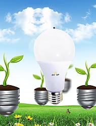 Недорогие -EXUP® 1шт 12 W Круглые LED лампы 1180 lm B22 E26 / E27 A65 28 Светодиодные бусины SMD 2835 Анионная лампа, воздушный ионизатор, генератор отрицательных ионов Тёплый белый Холодный белый 220-240 V