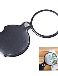 ieftine -mini buzunar 10x magnificare bijuterie pliantă de mărire pentru high-definition de sticlă optică de lectură ceas de reparații ochi de sticlă loupe