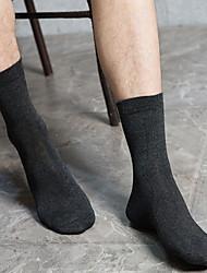 """Недорогие -мужские хлопчатобумажные ультра-теплые носки 12 """"(31 см)"""