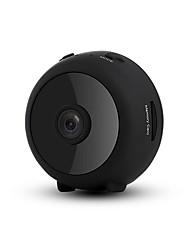 Недорогие -HQCAM Wireless Camera P2P Mini WIFI Camera 1080P Night Vision Motion Detection Support cloud storage (paid) 2 mp IP-камера Крытый Поддержка 128 GB / КМОП / Беспроводное / 50 / 60 / iPhone OS