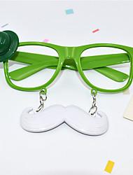 ราคาถูก -ปาร์ตี้ อุปกรณ์พรรค แว่นตาโพร ขอบ PC (Polycarbonate) Creative