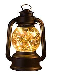 Недорогие -светодиодные новинки освещения дома электронные антигравитационные лампы usb chrismas ретро ночные огни новинка шар свет день рождения украшения