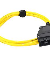 Недорогие -Интерфейсный кабель obd2 obd-ii для bmw серии f e-sys icom