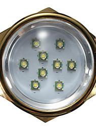 Недорогие -1pcs Проводное подключение Мотоцикл / Автомобиль Лампы 27 W 1800 lm 9 Светодиодная лампа Налобный фонарь Назначение Универсальный / Volkswagen / Toyota Все года