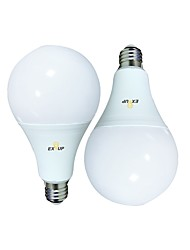 levne -EXUP® 2pcs 24 W 2160 lm B22 E26 / E27 LED kulaté žárovky A95 70 LED korálky SMD 2835 Teplá bílá Chladná bílá 220-240 V 110-130 V