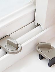 Недорогие -1шт раздвижной створки шкафа замки ремни двери безопасности противоугонная блокировка окна раздвижные двери детские дети детский замок безопасности