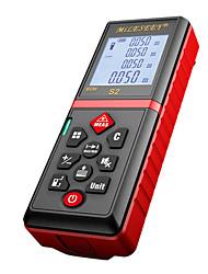 Недорогие -MILESEEY S2 60m Лазерный дальномер Карманный дизайн / Прост в применении / Высокое качество для интеллектуального измерения дома / для инженерных измерений / для строительства