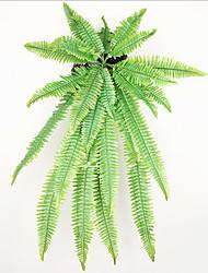 Недорогие -Искусственные Цветы 1 Филиал Классический Пастораль Стиль Pастений Вечные цветы Цветы на стену
