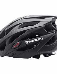 Недорогие -MOON Взрослые Мотоциклетный шлем 21 Вентиляционные клапаны Ударопрочный Легкий вес Вентиляция прибыль на акцию ПК Виды спорта Горный велосипед Шоссейные велосипеды Велосипедный спорт / Велоспорт -