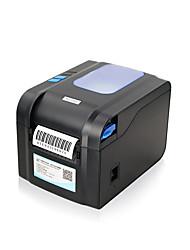 Недорогие -JEPOD Xprinter XP-370B USB Малый бизнес Офисный бизнес Принтер для этикеток 203 DPI