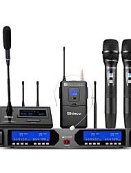 Недорогие -конференц-микрофон беспроводной микрофон конденсаторный микрофон клип микрофон караоке микрофон
