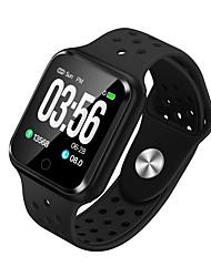 abordables -Indear S226 Pulsera inteligente Android iOS Bluetooth Smart Deportes Impermeable Monitor de Pulso Cardiaco Reloj Cronómetro Podómetro Recordatorio de Llamadas Seguimiento de Actividad Seguimiento del