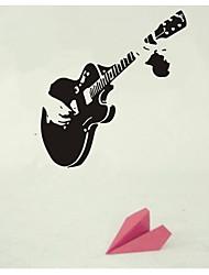 abordables -Musique / Places Décoration murale 120g / m2 maille de polyester élastique Européen / Pastoral Art mural, Plaques murales Décoration