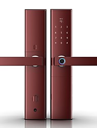 Недорогие -умный замок кодовый замок цифровой замок с электронным замком bluetoothh app card пароль противоугонная 6068 корпус замка умный дом защитный костюм для левой двери правая дверь