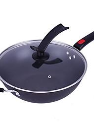 Недорогие -Чугун Инструменты горшок Жизнь Инструменты Кухонная утварь Инструменты Повседневное использование Для приготовления пищи Посуда 1шт