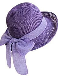 baratos -Mulheres Férias Chapéu de sol Sólido