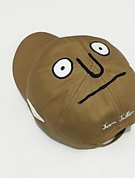 ราคาถูก -สำหรับผู้หญิง ลายพิมพ์ พื้นฐาน - หมวกเบสบอล