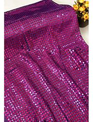 ราคาถูก -เลื่อมผ้าไม่ยืดหยุ่นความกว้าง 100 ซม. สำหรับเจ้าสาวขายตามมิเตอร์