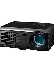 Недорогие -SV-226 ЖК экран Бизнес-проектор / Проектор для домашних кинотеатров / Образовательный проектор Светодиодная лампа Проектор 200 lm Android 4.4 Поддержка 1080P (1920x1080) 30-120 дюймовый Экран