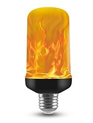 Недорогие -1 шт. 7 Вт светодиодные кукурузные фонари 300 лм E26 / E27 т 90 светодиодные шарики smd 2835 вечеринка хэллоуин рождество свадебные украшения теплый желтый 85-265 V / RoHS / FCC
