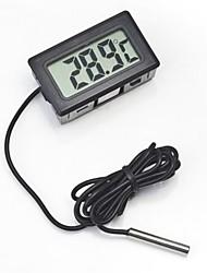 Недорогие -Аквариумы Термометры Электроника / Электрический W Батарея В пластик