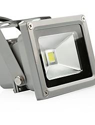 Недорогие -1шт 10 W LED прожекторы Водонепроницаемый / Декоративная Тёплый белый / Холодный белый 85-265 V Уличное освещение / Бассейн / двор 1 Светодиодные бусины
