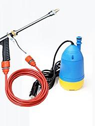 Недорогие -портативный инструмент для мойки автомобилей высокого давления автомойка насос 12 В интеллектуальный насос спрей для мойки автомобилей